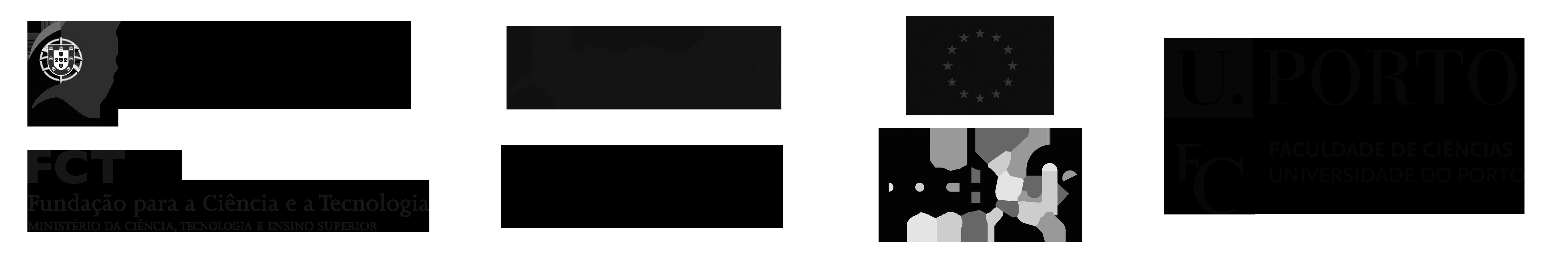 Apoio Fundação para a Ciência e Tecnologia, Compete, QRENe Faculdade de Ciencias da Universidade do Porto